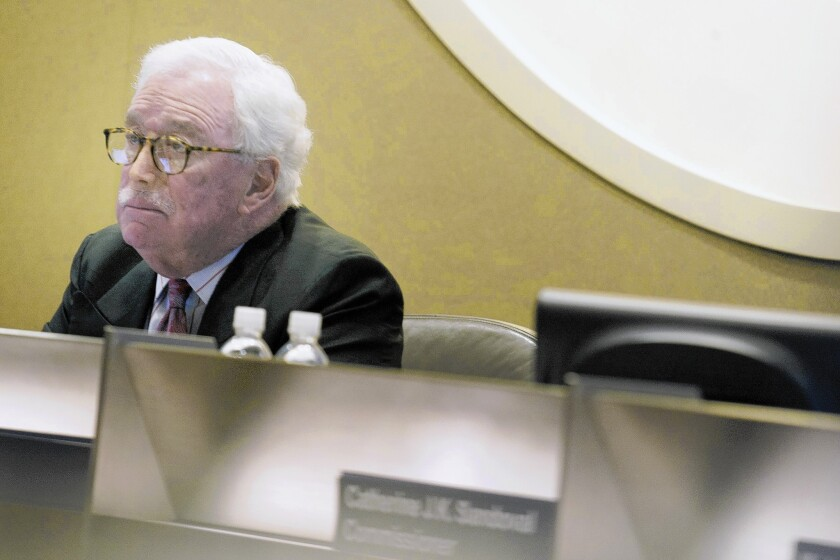 As PUC president, Michael Peevey exercises what some call dictatorial powers, with the authority to hire senior staff and allot the regulatory caseload.