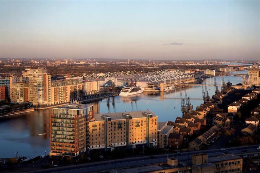 El complejo Excel, a orillas del río Támesis a su paso por el sureste de Londres, acoge durante hoy, mañana y pasado la feria de turismo World Trade Market (WTM). EFE