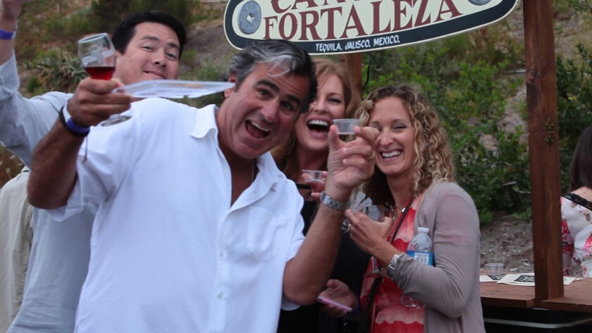 15th annual Encinitas Rotary Food & Wine Festival