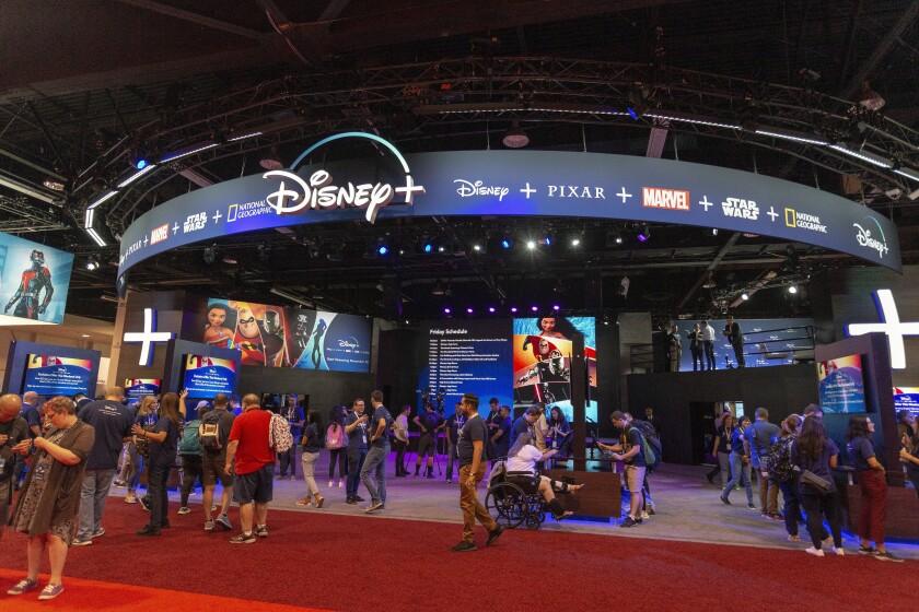 Disney suspende la producción de películas por el coronavirus