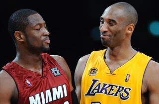 Kobe Chronicles: Dwyane Wade