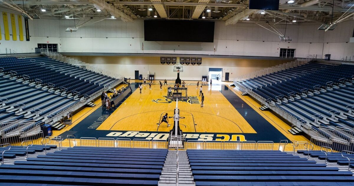 UCSD basketball will open Big West on Jan. 1, but will it play before that?