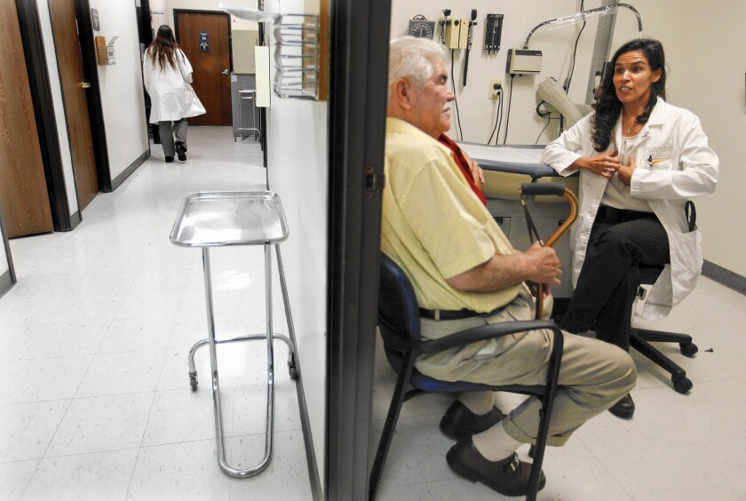 Latino doctor shortage