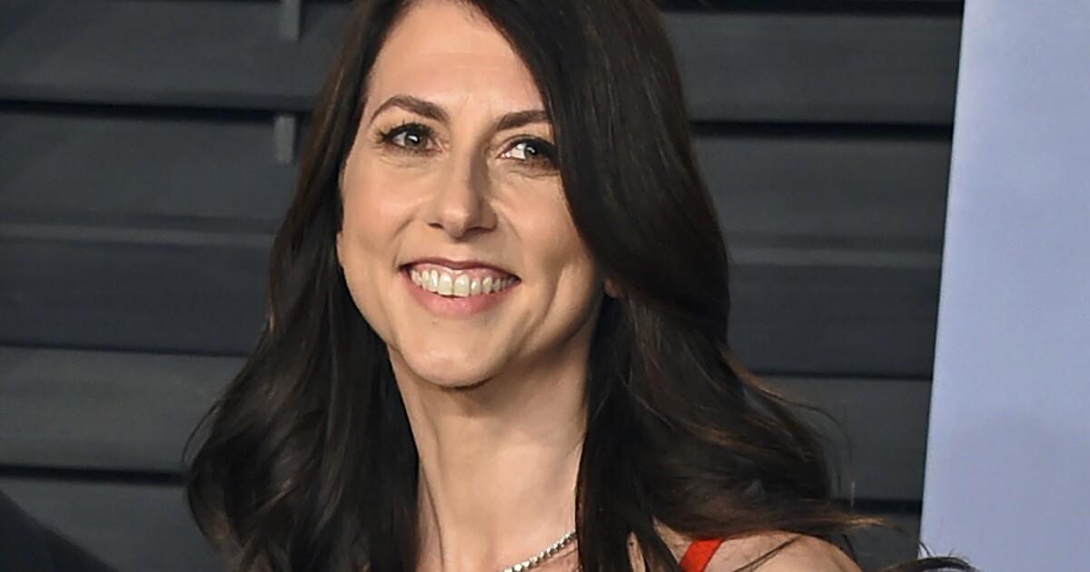 MacKenzie Scott donates millions to California groups  - Los Angeles Times