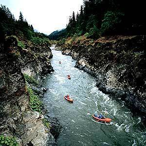 Oregon's Rogue River