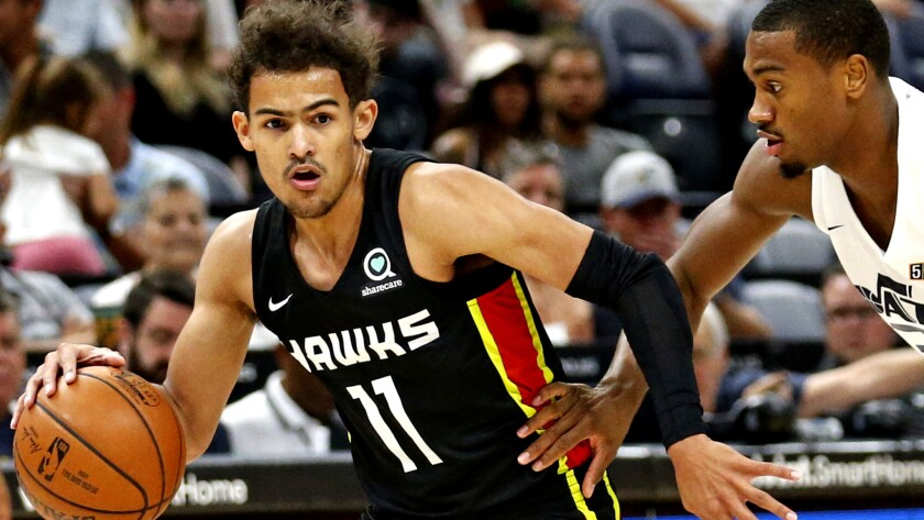 Trey Lewis, Trae Young