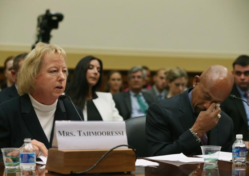 Jill Tahmooressi, Montel Williams