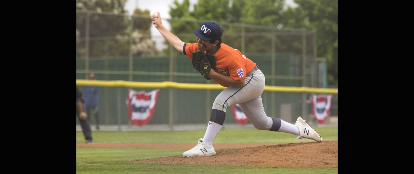 Photo Gallery: Ocean View Little League No. 2 vs. Seaview Little League No. 2 in the District 62 Tournament of Champions