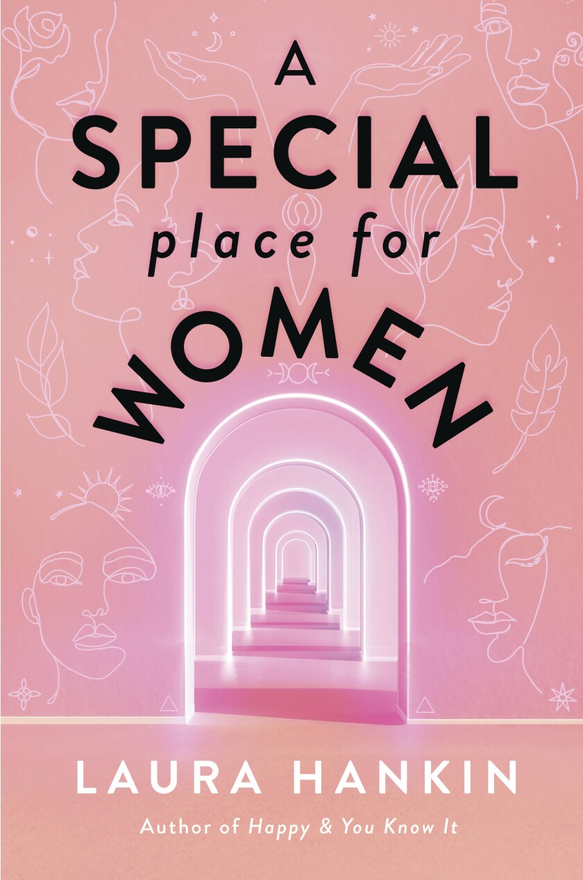 """This cover image released by Berkley shows """"A Special Place for Women"""" by Laura Hankin. (Berkley via AP)"""