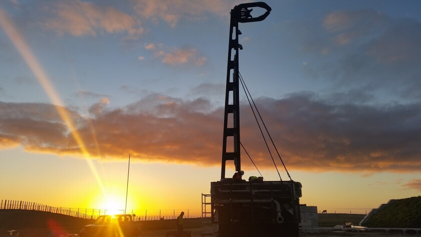 Los Angeles-based Rocket Lab completed its launch complex in New Zealand.