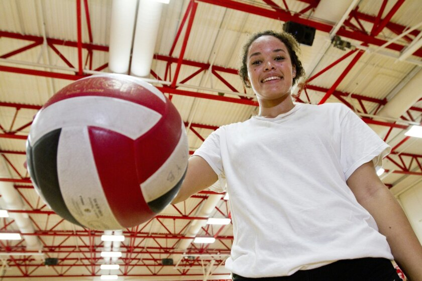 Fallbrook senior Kendra Dahlke, one of the most talented volleyball players in the San Diego Section, has committed to Arizona.