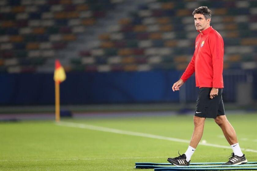"""Mamic, técnico de Al Ain: """"El Real Madrid es el gran favorito"""""""