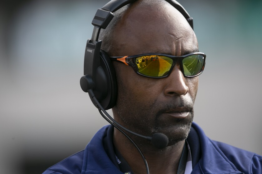 Morse football coach Tracy McNair will guide the Tigers against St. Augustine on Friday night.
