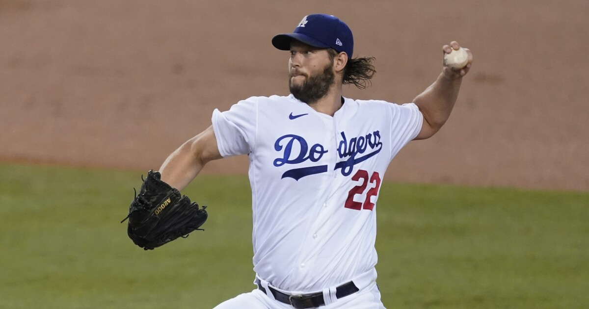 Column: Clayton Kershaw still has time to exorcise the demons of Octobers past