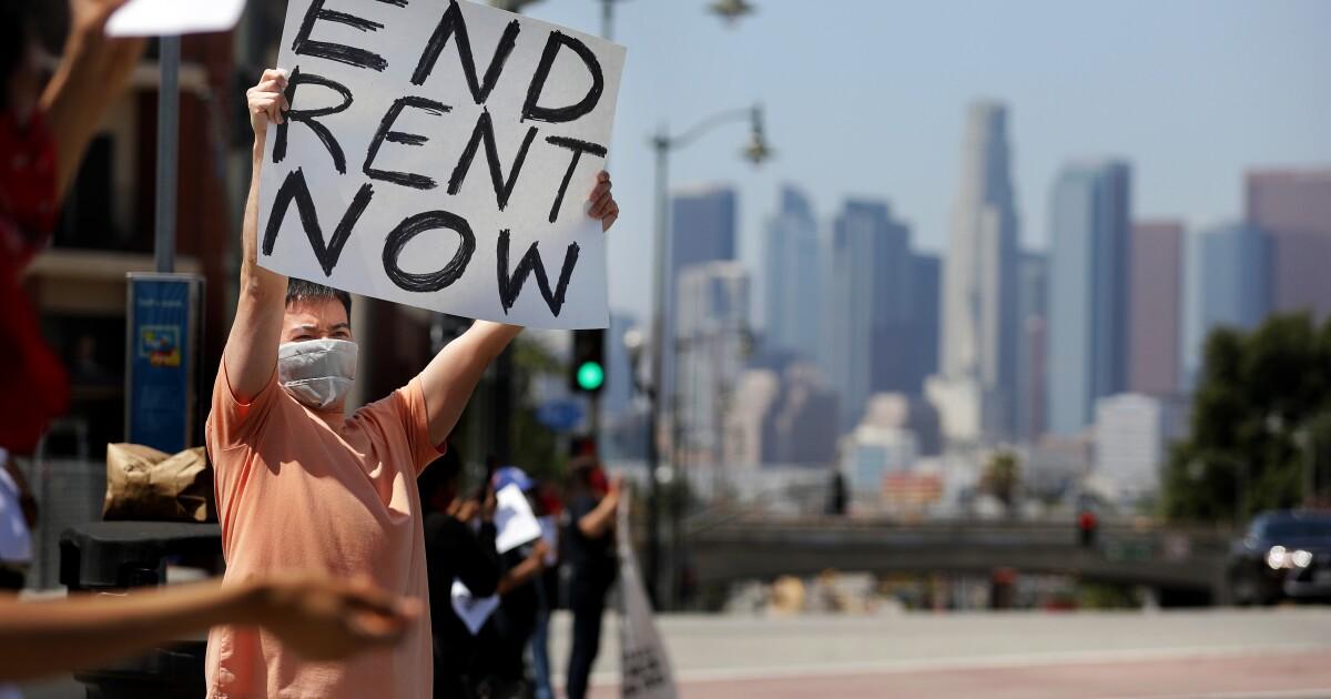 L. A. hat ein coronavirus Räumung Verbot, aber die Vermieter werden Wege finden, um die Nachfrage zu vermieten