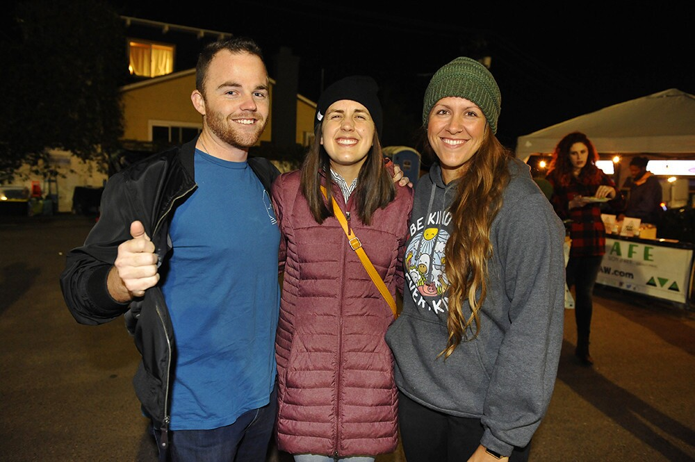 It was a vegan paradise at the monthly vegan First Friday Night Market at Anthem North Park on Friday, Jan. 4, 2019.