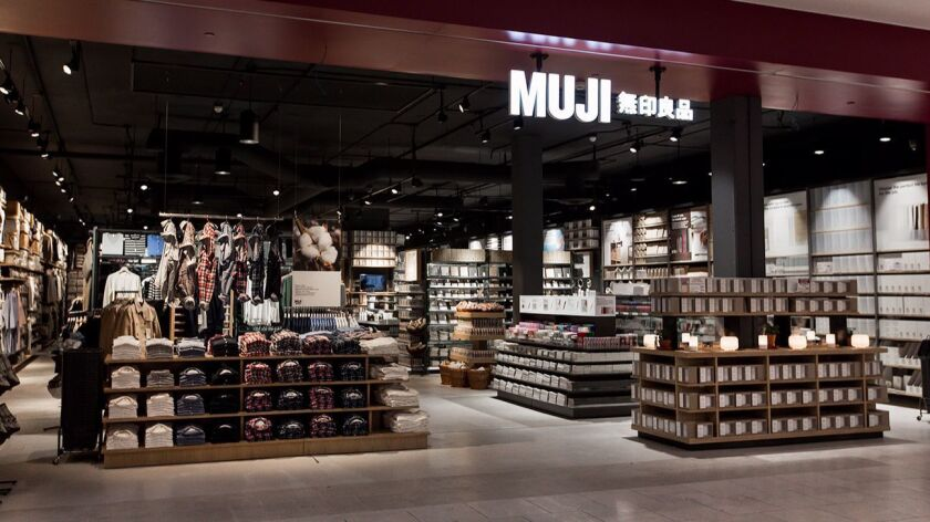 After opening stores in Hollywood and Santa Monica, Tokyo-based retailer Muji is expanding to Arcadia.