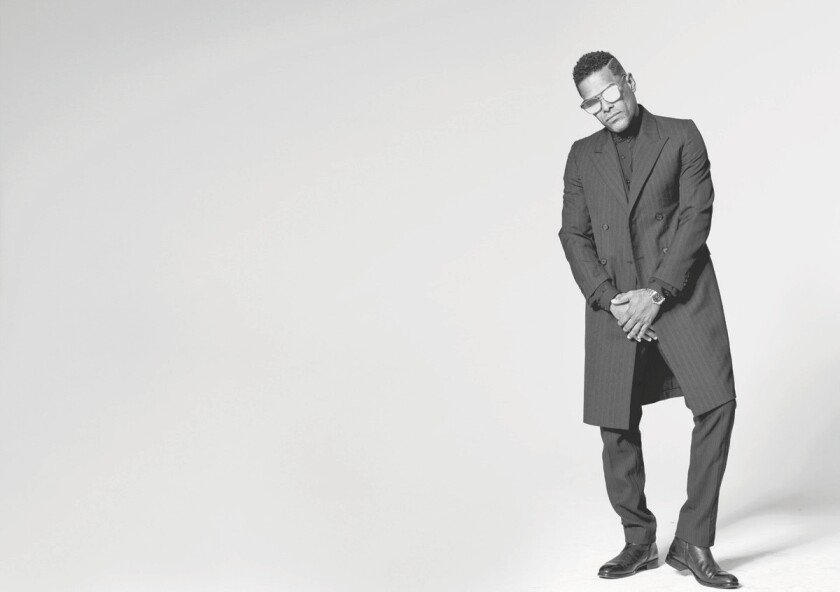 Soul Singer and three-time Grammy Award Winner Maxwell. (Courtesy photo)