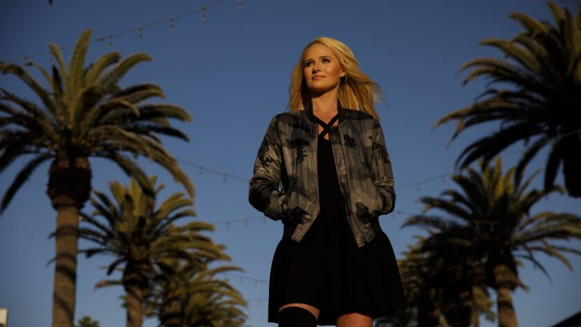 With a starring role on Fox Nation, Tomi Lahren wants to