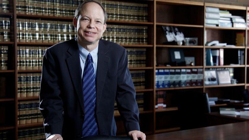 Santa Clara County Superior Court Judge Aaron Persky in 2011.