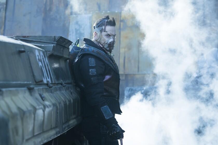 Gotham Shane West Bane
