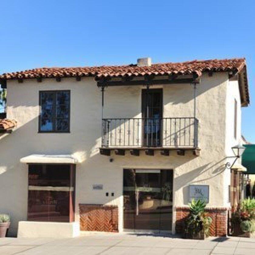 John Matty Co. is located at 6016 La Granada in Rancho Santa Fe. Photo/Jon Clark