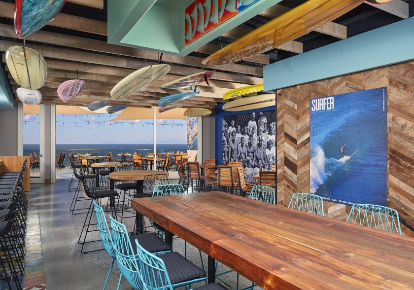 The view, the vibe and the varied menu are keys to success for Duke's La Jolla, located at 1216 Prospect St., La Jolla. (858) 454-5888. dukeslajolla.com