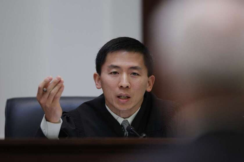 Goodwin Liu is one of three California Supreme Court Justices up for retention on the November ballot.