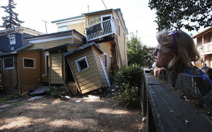 Democrats ask Obama to fund earthquake early warning system