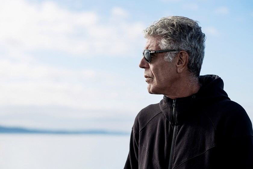 """The final episodes of """"Anthony Bourdain: Parts Unknown"""" begin airing on CNN."""
