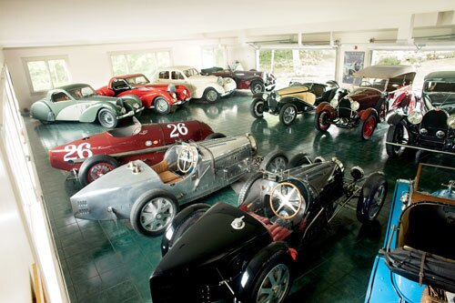 Bugatti group shot