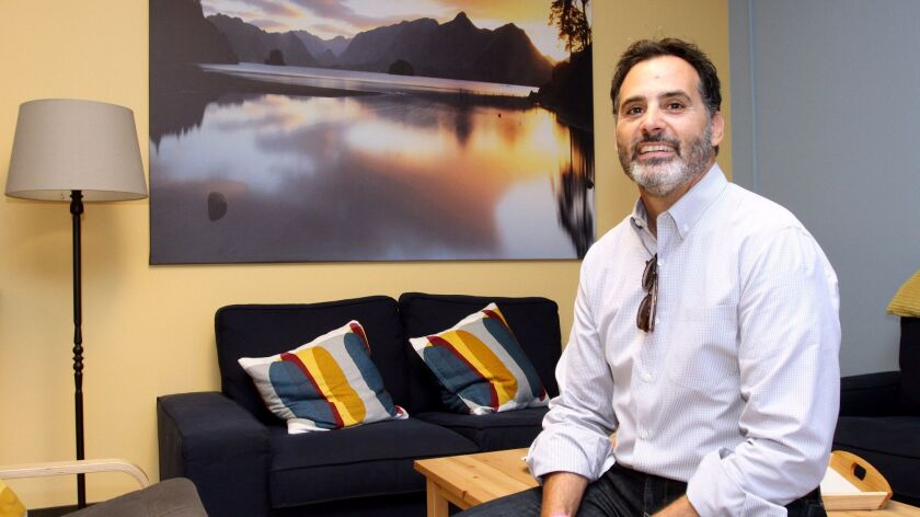 John Costanzo served as the Burbank Unified School District's Mental Health and Wellness Center coor