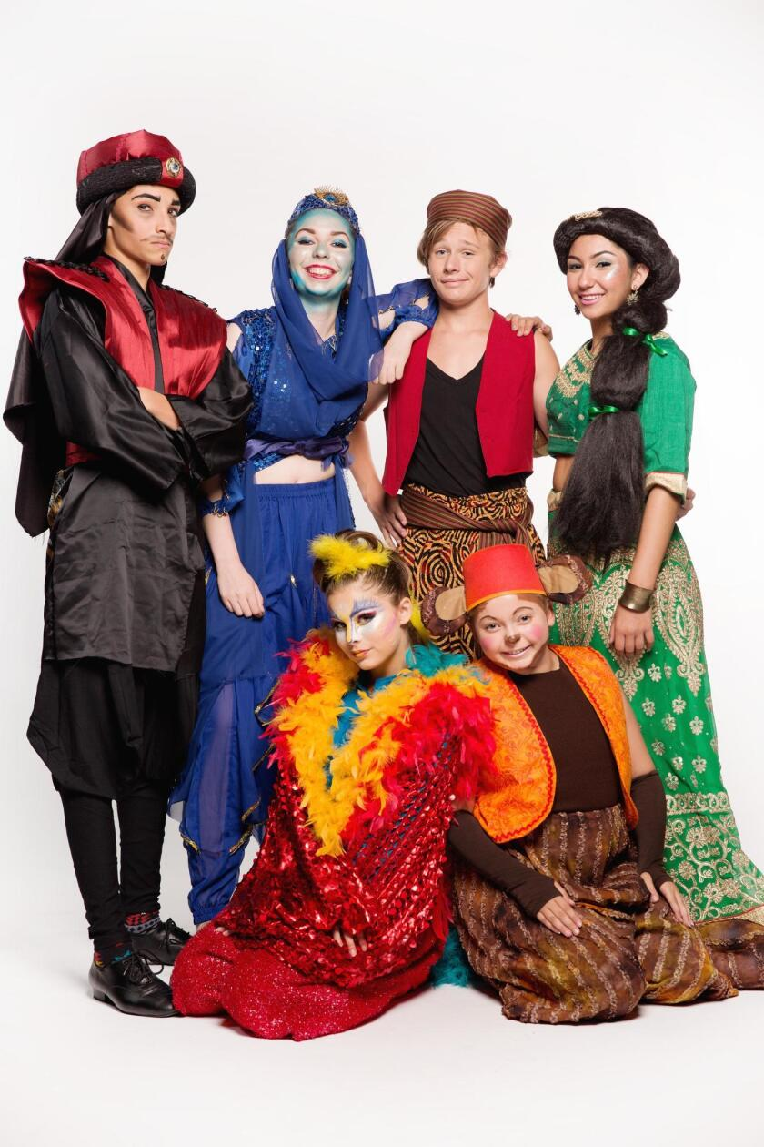 'Aladdin, Jr.' runs Sept. 10-25.