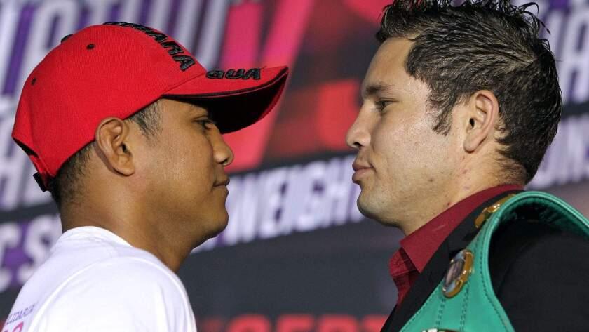 Román González vs Carlos Cuadras 2... en camino.