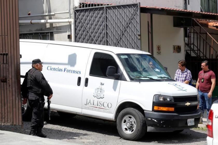Hallan a seis muertos y cuatro heridos en estado mexicano de Jalisco