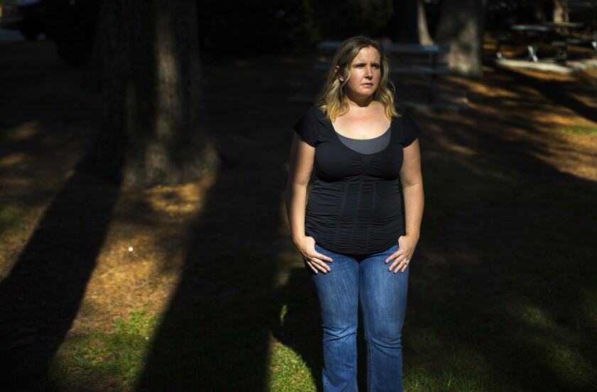 For many San Bernardino shooting survivors, including Sally Cardinale of Redlands, the Orlando shooting brought the terror of that day back.