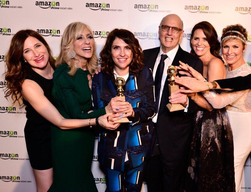 Kathryn Hahn, Judith Light, Jill Soloway, Jeffrey Tambor, Amy Landecker, Melora Hardin