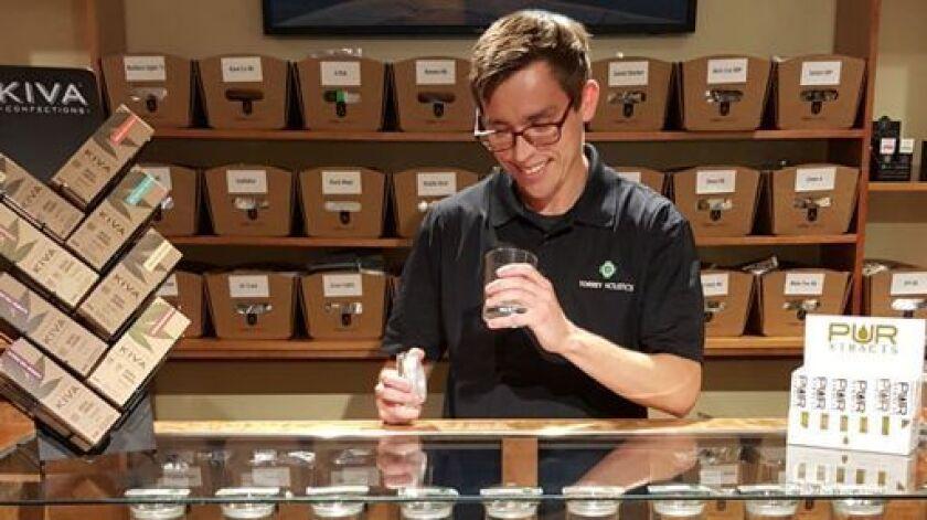 Torrey Holistics, one of San Diego's legal medical marijuana dispensaries