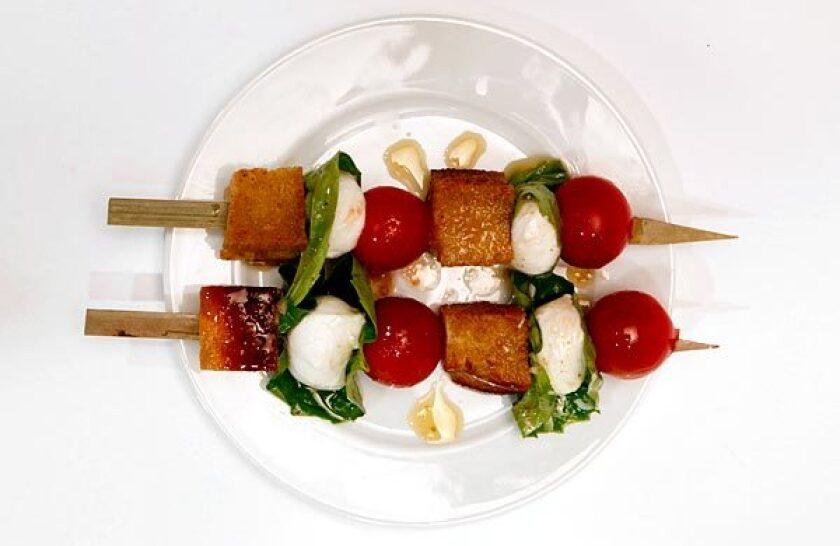 Food on a Stick!