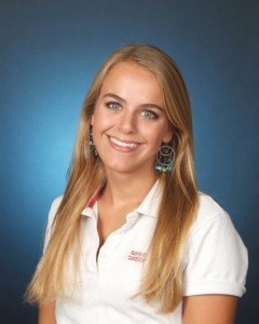 Santa Fe Christian Schools senior Lauren Sorge.