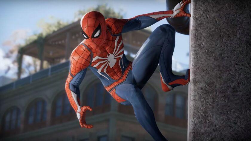 El Hombre Araña regresa al terreno del 'gaming' en una versión adaptada a la versión actual de las salas.