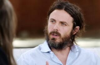 Casey Affleck finds the words in 'Manchester by the Sea'