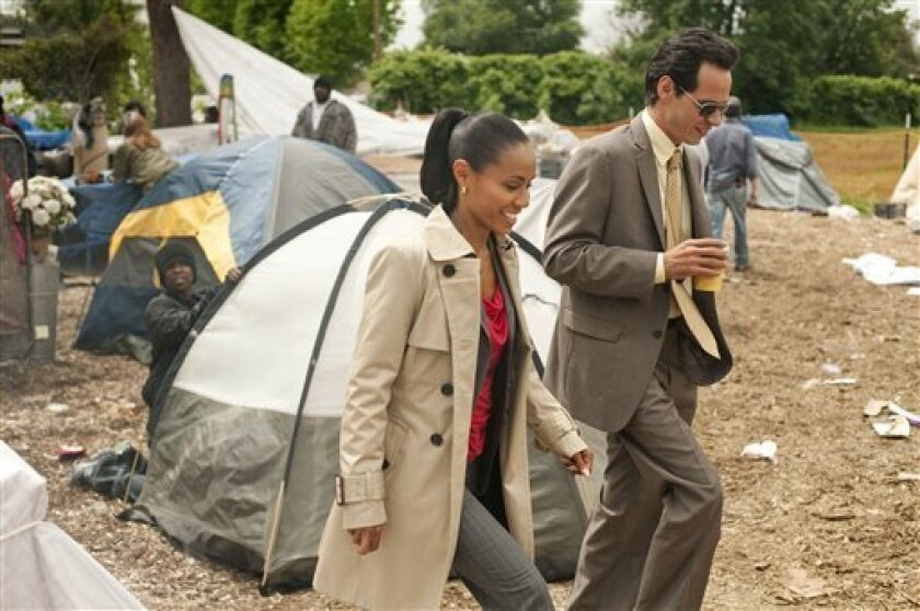 Marc Anthony debuts in TNT's 'Hawthorne' - The San Diego Union-Tribune