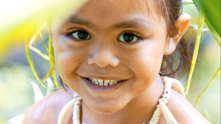 Local French Polynesians - Hero