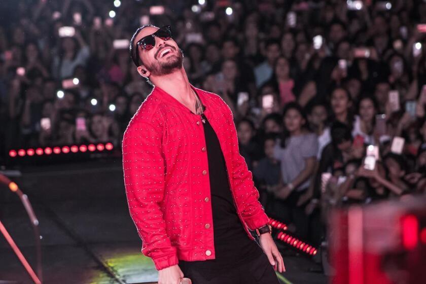 Se ha confirmado ya la presencia del colombiano Maluma en la ceremonia de MTV dedicada a los videos musicales.