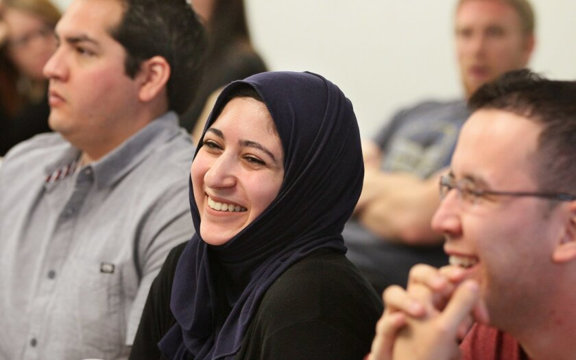 Al-Marashi's classes appeal to veterans and Middle Eastern immigrants