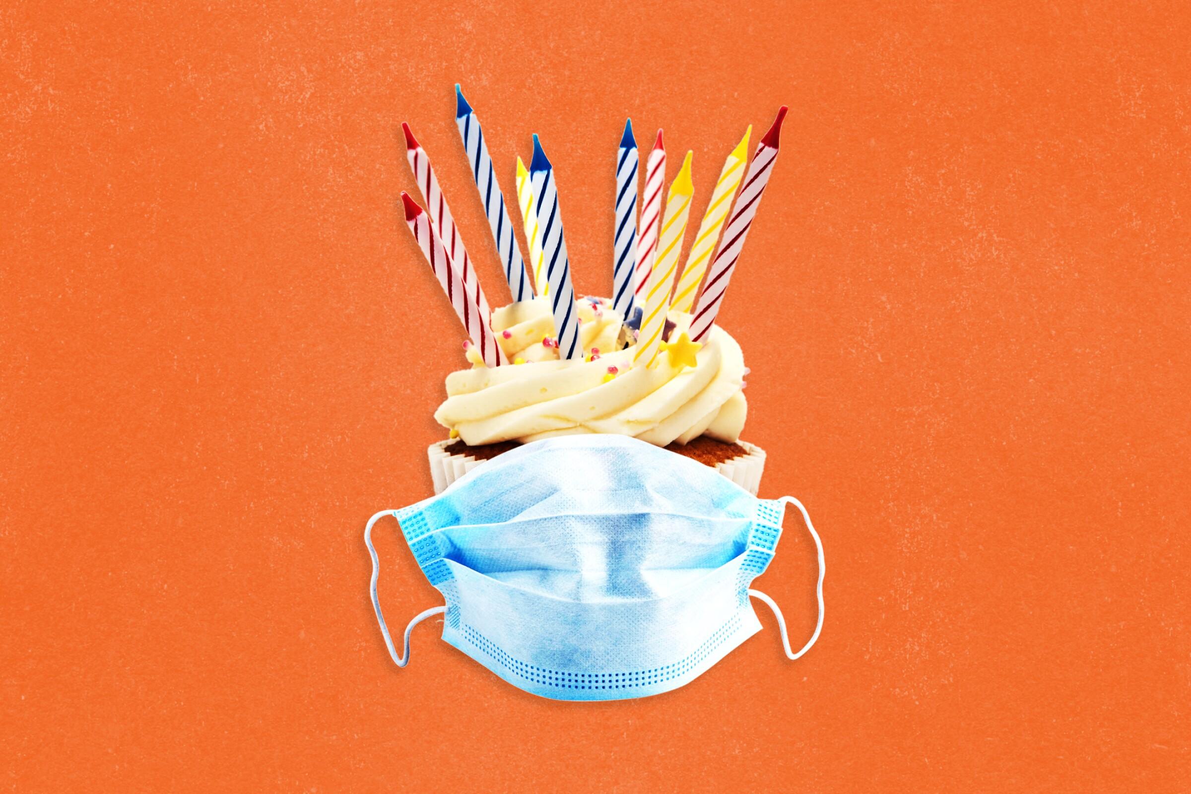 Coronavirus Quarantine Birthday Party Ideas Los Angeles Times