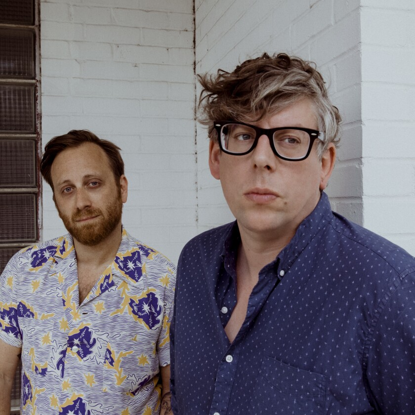 A photo of The Black Keys