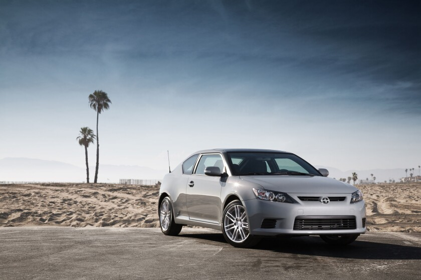 Some Scion models will be rebranded as Toyotas, but the popular tC sports coupe, among others, will end production and not return.