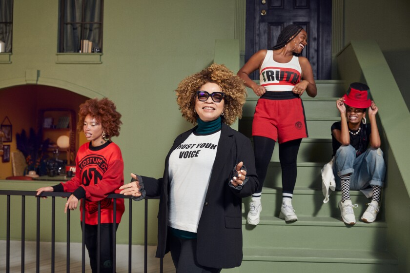 The Ruth Carter X H&M collection